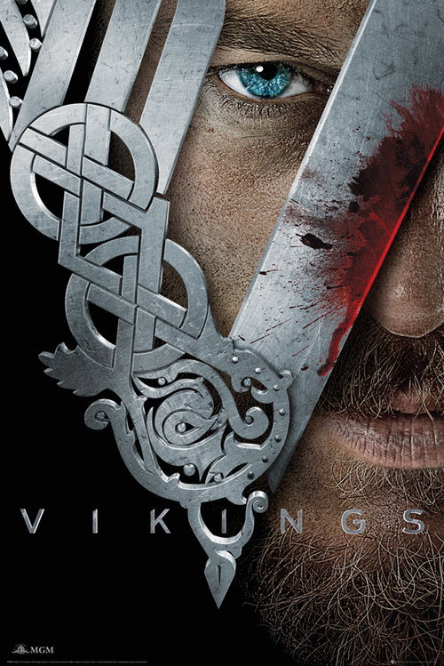 Poster Vikings Key Art