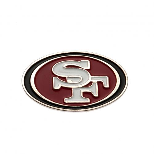 Badge San Francisco 49ers 132998