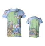 T-shirt Adventure Time 133074