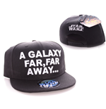 Star Wars casquette baseball A Galaxy Far Away