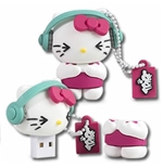 Clé USB Hello Kitty  133255