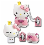 Clé USB Hello Kitty - Princesse 8 Go