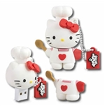 Clé USB Hello Kitty  133257