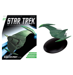 Star Trek Official Starships Collection #27 vaisseau Romulan Bird-of-Prey (2152)