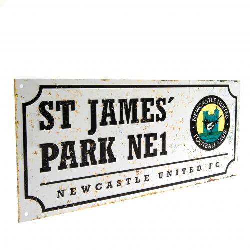 Plaquette Newcastle United  133434