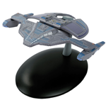 Star Trek Official Starships Collection #29 vaisseau Jem Hadar Bug