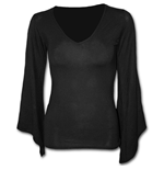 Pull Manches Longues Spiral Gothique