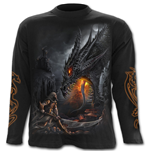 T-shirt Manches Longues Spiral - Dragon Slayer