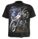 T-shirt Spiral - Ride To Hell