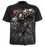 T-shirt Assassin Noir