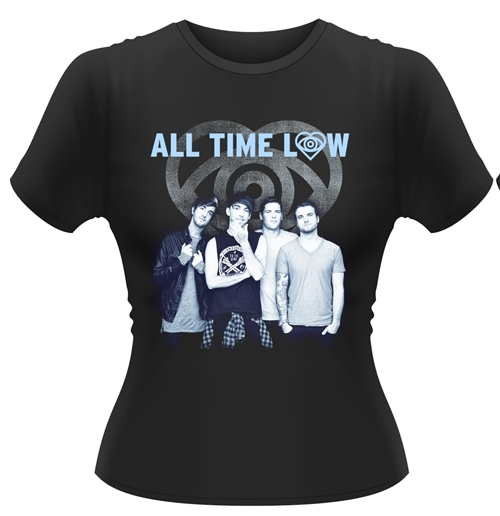 T-shirt All Time Low COLOURLESS