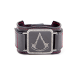 Assassin´s Creed Rogue bracelet cuir Metal Crest