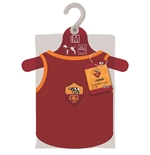 T-shirt pour Chiens AS Roma - M