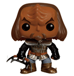 Star Trek TNG POP! Vinyl figurine Klingon 9 cm