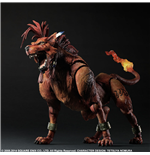 Final Fantasy VII Advent Children Play Arts Kai figurine Red XIII 23 cm