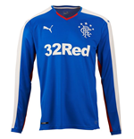 Maillot Rangers Football Club 2015-2016 Home