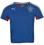 Maillot Football Rangers Puma Home 2015-2016 (Enfants)