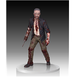 The Walking Dead statuette 1/4 Merle Dixon Walker 41 cm