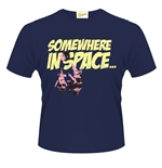 T-shirt Clangers - Somewhere In Space