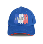 Casquette de baseball France rugby
