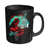 Tasse The Plan 9 - Man From Planet X THE MAN FROM PLANET X
