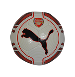 Ballon de Foot Arsenal 2014-2015 (Rouge/Blanc)