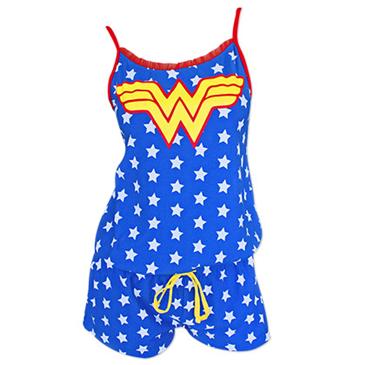 Pyjama Wonder Woman Pour Femmes Pour Seulement 34 13 Sur Merchandisingplaza