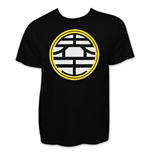 T-shirt Dragonball Z Symbole King Kai