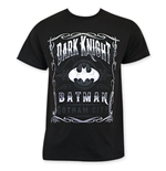 T-shirt Batman Dark Night Gotham City Style Jack Daniel's