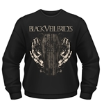 T-shirt Manches Longues Black Veil Brides Deaths Grip