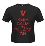 T-shirt Vikings Keep Calm And Pillage On