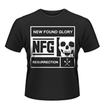 T-shirt New Found Glory  138015