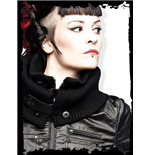 Veste Queen of Darkness 138214