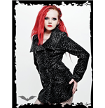 Veste Queen of Darkness 138229