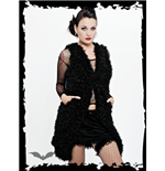 Veste Queen of Darkness 138238