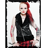 Veste Queen of Darkness 138239
