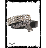 Ceinture Queen of Darkness 138557