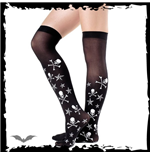 Chaussettes Queen of Darkness 138621