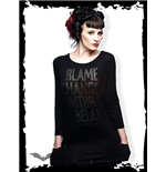Chemise Queen of Darkness 138741