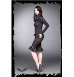 Chemise Queen of Darkness 138862