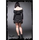 Chemise Queen of Darkness 138865