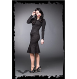 Chemise Queen of Darkness 138871