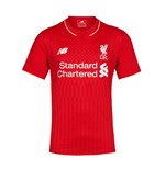 Maillot de Football Liverpool FC Home 2015-2016
