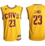 Maillot de Basketball Cleveland Cavaliers James 23