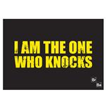 Breaking Bad tapis I am the one who knocks 70 x 50 cm
