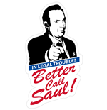 Breaking Bad tapis Better Call Saul 57 x 105 cm