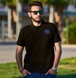 Polo Inter Milan Noir