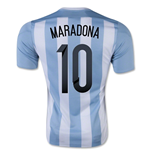 Maillot Argentine Football 2015-2016 Home