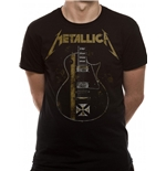 T-shirt Metallica Noir
