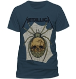 T-shirt Metallica Spider